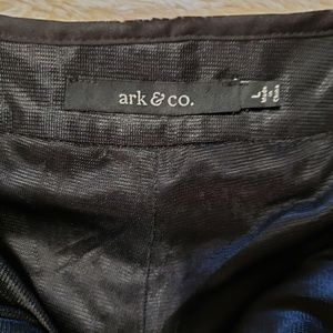 Ark & Co Shorts - Ark & Co Black Sequin Shorts